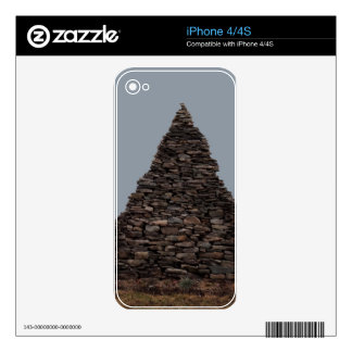 Rock Triangle. Skins For The iPhone 4S