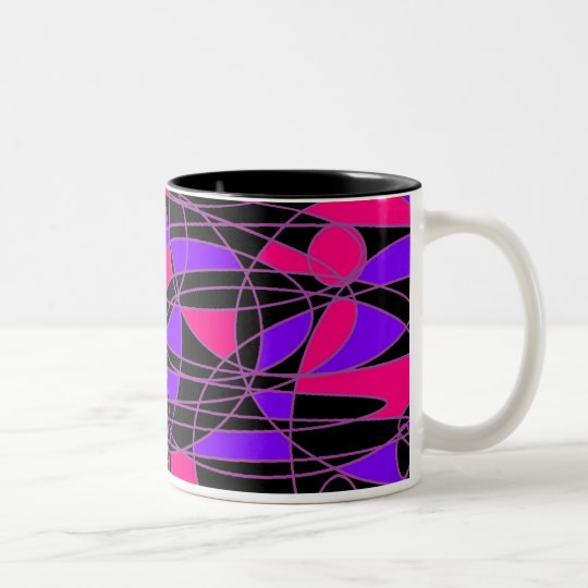 rock Two-Tone coffee mug