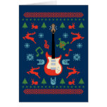 Rock Ugly Sweater Tees Card