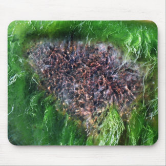 Rock underwater mouse pad
