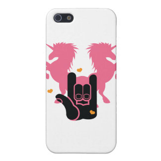 ROCK Unicorns Cover For iPhone SE/5/5s