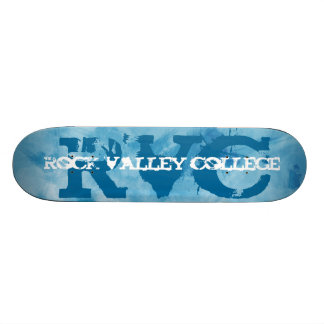 Rock Valley College Skate Board Deck