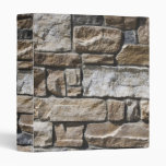 Rock Wall Binder