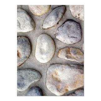 Rock Wall 5.5x7.5 Paper Invitation Card