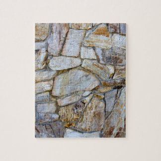 Rock Wall Texture Photo Jigsaw Puzzle