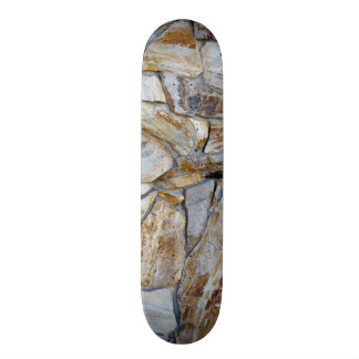 Rock Wall Texture Photo Skateboard