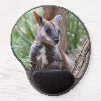 Rock Wallaby Mousepad Gel Mouse Pad