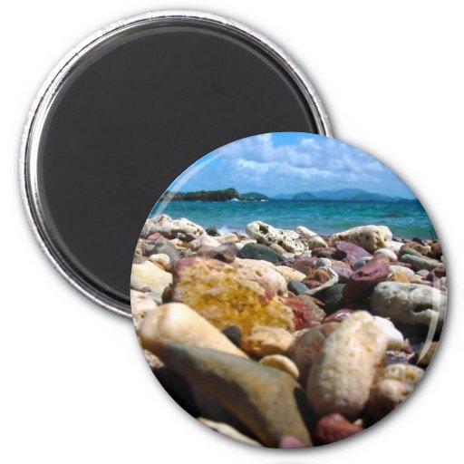 Rock-Water-Sky Magnets