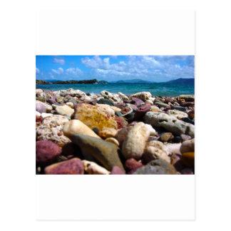 Rock-Water-Sky Postcard