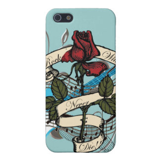 Rock will Never Die Case For iPhone SE/5/5s