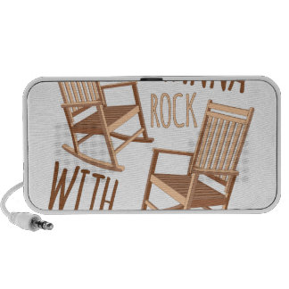 Rock With You Laptop Speaker