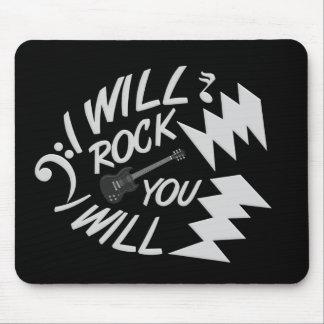Rock You mousepad