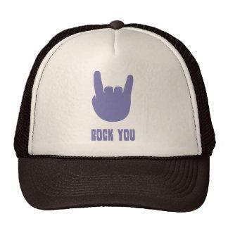 Rock You Trucker Hat