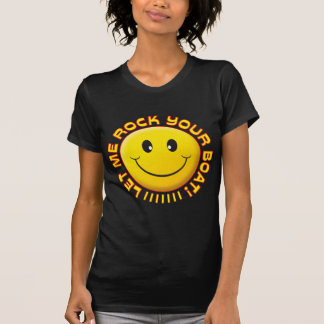 Rock Your Boat Smiley T-shirt