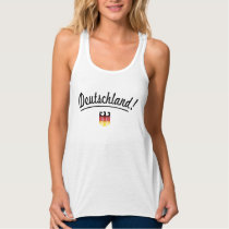 Rock Your nation - Deutschland! Tank Top