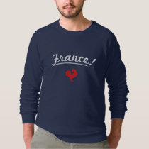 Rock Your nation - France! Sweatshirt