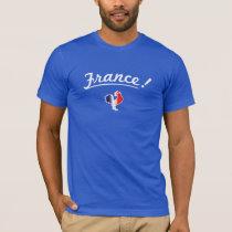 Rock Your nation - France! T-Shirt