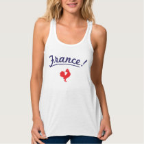 Rock Your nation - France! Tank Top