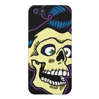 Rockabilly 00 de Ness iPhone 5 Carcasa