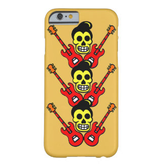 Rockabilly Barely There iPhone 6 Case
