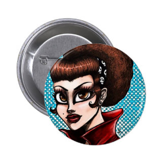 Rockabilly Button