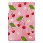 Rockabilly Cherry Pattern Case For The iPad Mini