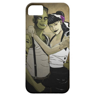 Rockabilly Couple iPhone SE/5/5s Case