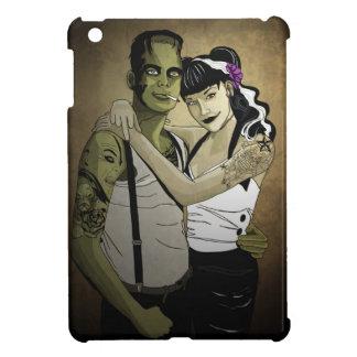 Rockabilly Frank and Bride iPad Mini Case