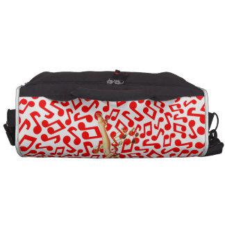Rockabilly Goddess II Laptop Bag