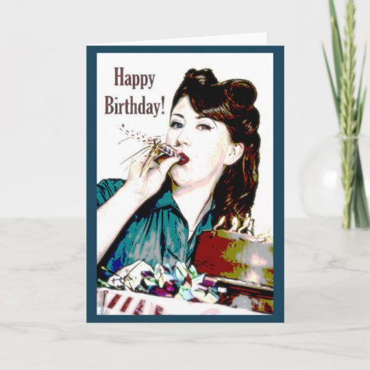 Rockabilly Birthday Wishes