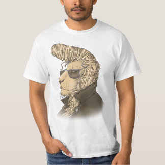 Rockabilly Lion (Today's Best Award) T-Shirt