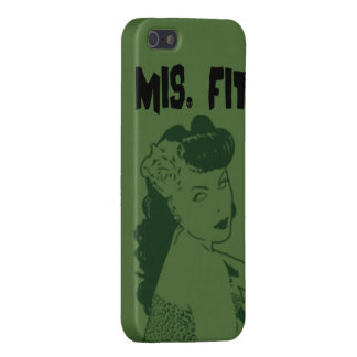 Rockabilly Misfit iPhone SE/5/5s Cover
