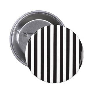 Rockabilly pattern zebras plain stripes mod pinback button