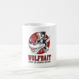 Rockabilly / Psychobilly Wolfbait artwork Coffee Mug