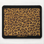 Rockabilly rab Leopard Print Gifts & Collectibles Mouse Pads