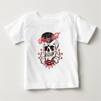 Rockabilly Skull T-shirts