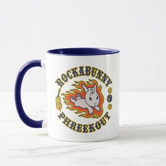 Rockabunny Phreekout Mug