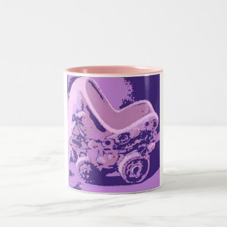 Rockabye Baby Buggy/Shower Gifts Two-Tone Coffee Mug