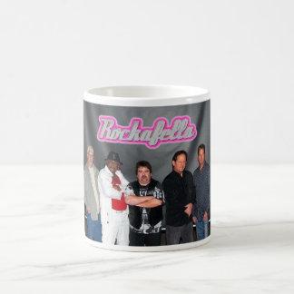 Rockafella, imagen 1, taza de la banda
