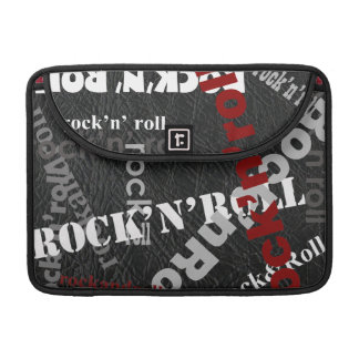 rockandroll cool style sleeve for MacBook pro