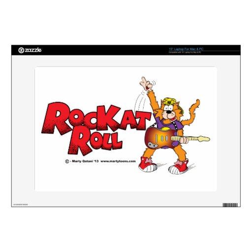 RocKat Roll iPad 3 Skin