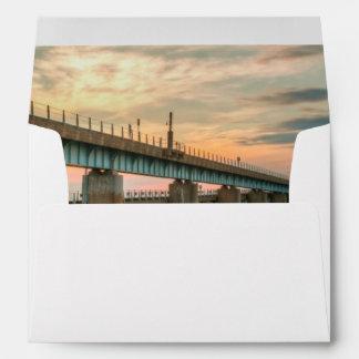 Rockaway Train Bridge Envelope