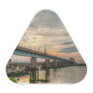 Rockaway Train Bridge Speaker