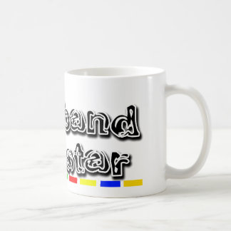 Rockband Rockstar Coffee Mug