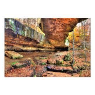 Rockbridge, Ohio Photo Print