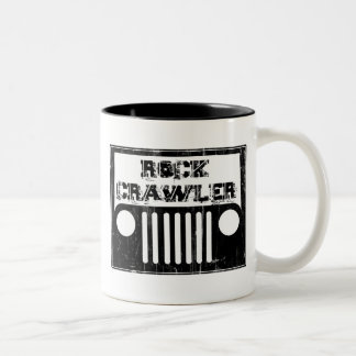 rockcrawler Two-Tone coffee mug