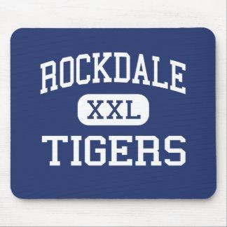 Rockdale - Tigers - High School - Rockdale Texas Mouse Pad