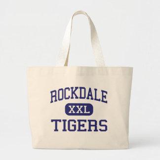 Rockdale - Tigers - Junior - Rockdale Texas Tote Bag