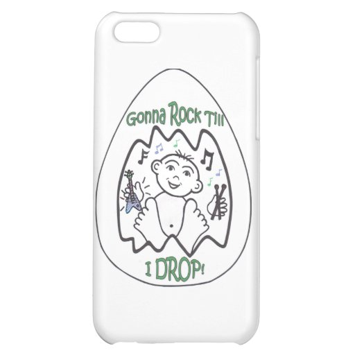 rockdrop iPhone 5C cover