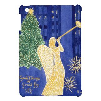 Rockefeller Angel iPad Mini Case